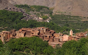 Berber Villages Trek.