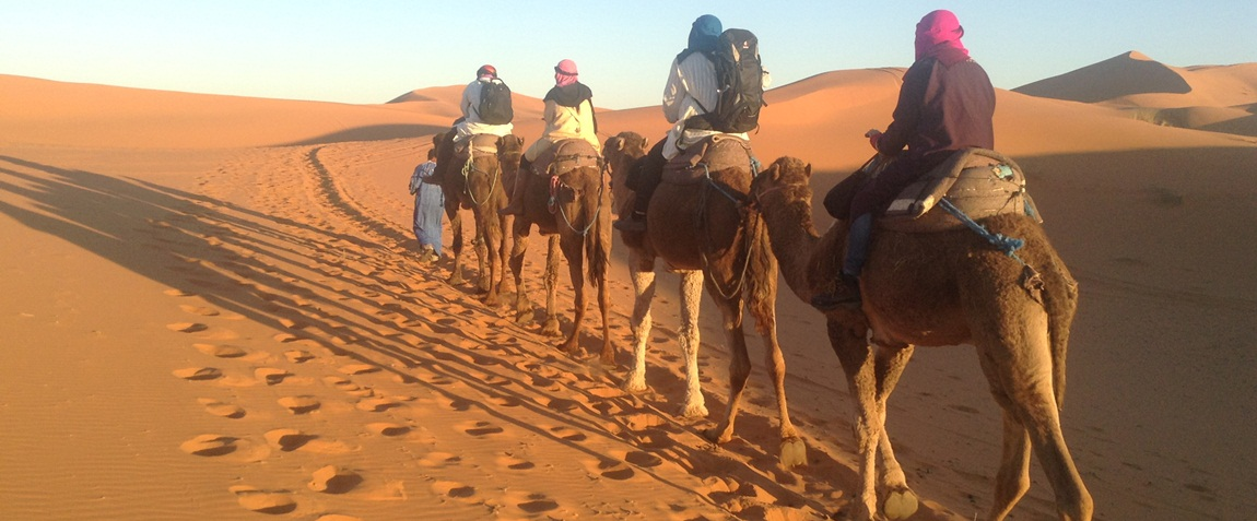 Sahara Desert Discovery and Tours from Marrakech or Other Morocco Cities